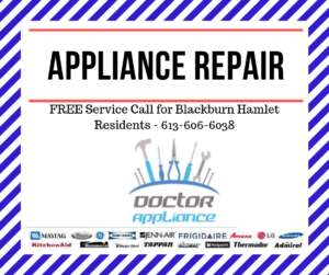 appliance repair blackburn