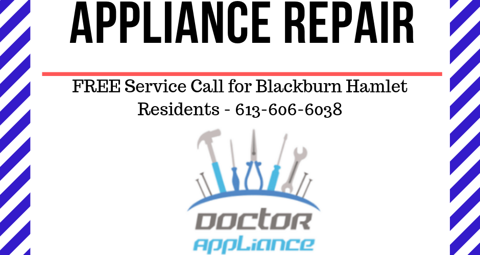 Blackburn Hamlet Appliance Repair