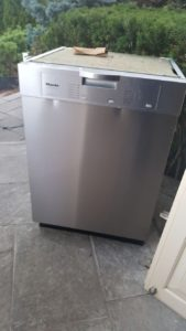miele dishwasher installation ottawa