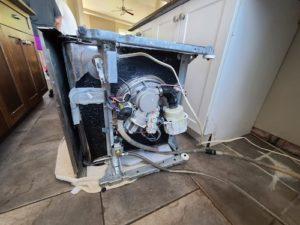 admiral dishwasher repair