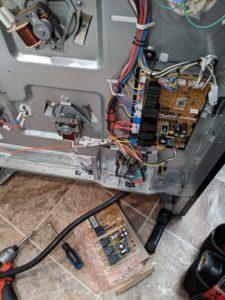 samsung range repair