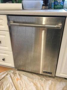dishwasher installation ottawa