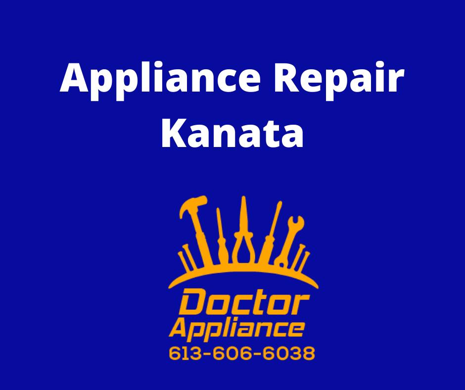 Appliance Repair Kanata
