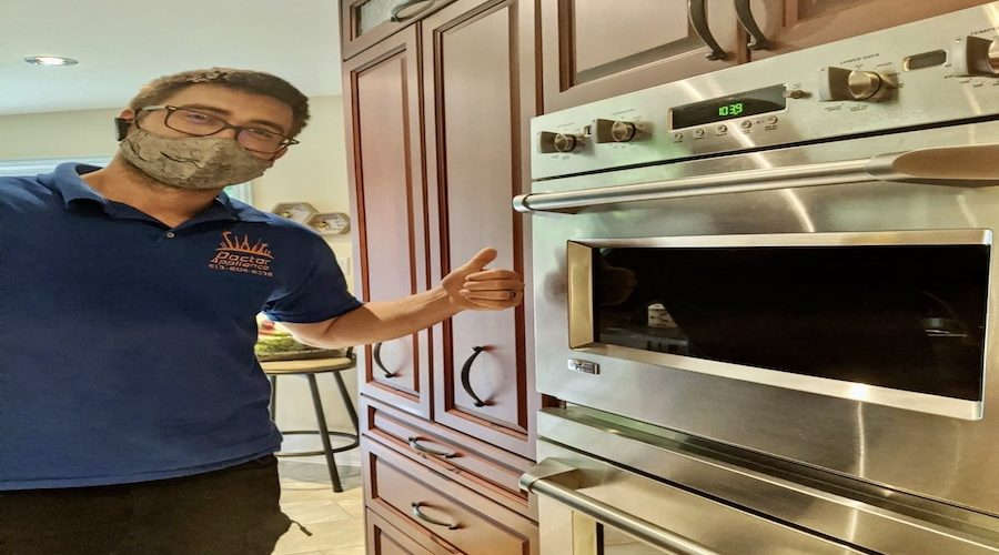 Doctor Appliance Repair Ottawa Built In Oven Repair