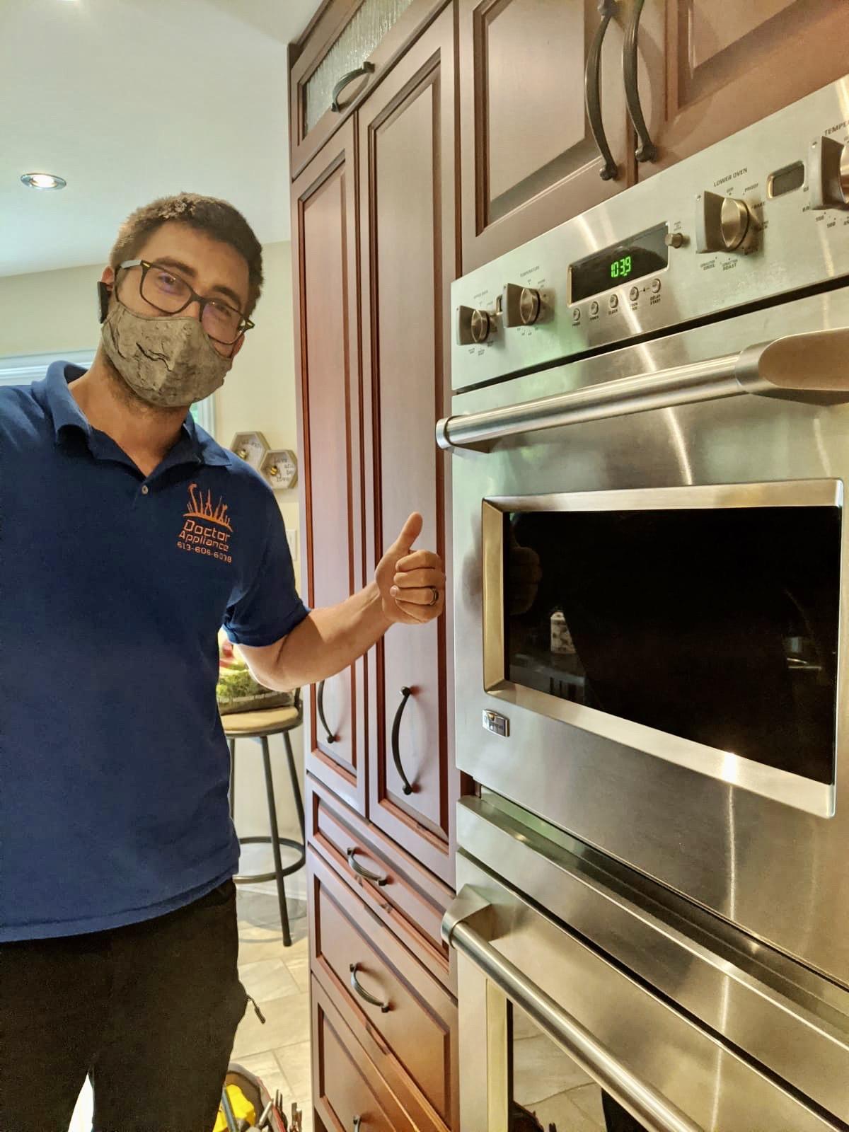 doctor appliance repair ottawa