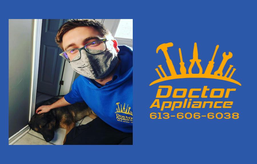 pet friendly appliance repair technician ottawa