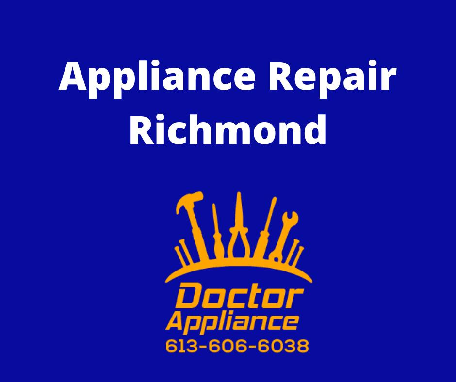 Appliance Repair Richmond