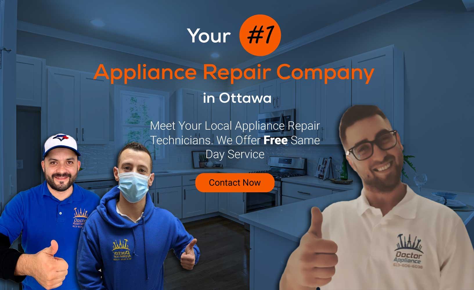 Best Same Day Appliance Repair Service 1 - ⛑ Best Same Day Appliance Repair Service In Ottawa