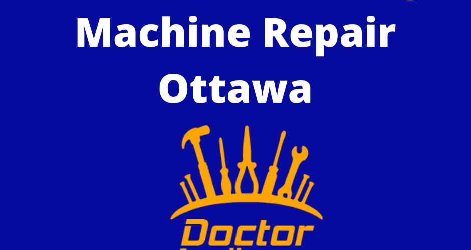 Kenmore Washing Machine Repair Ottawa
