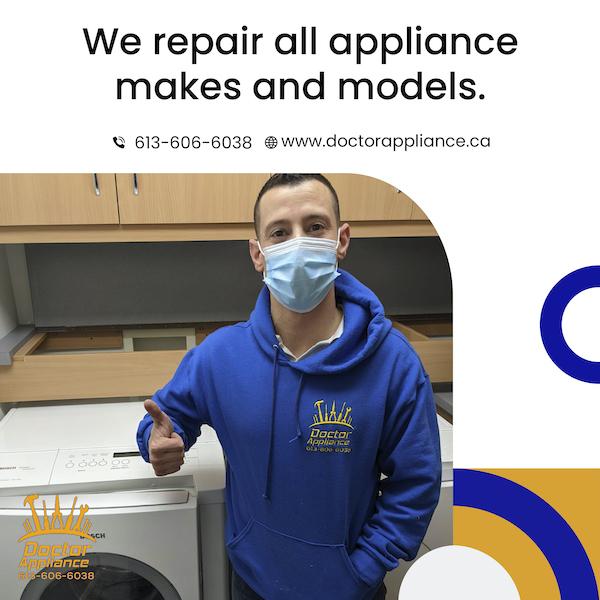 appliance repair near you gatineau