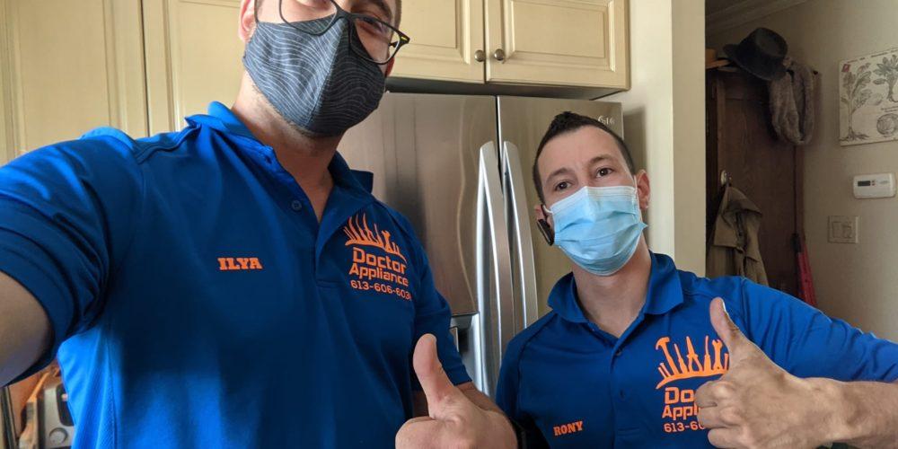 Gatineau Appliance Repair Technicians