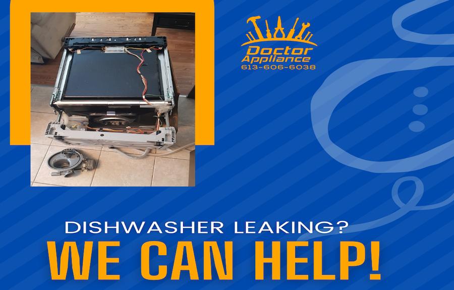 dishwasher repair stittsville