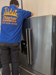 thermador fridge repair technician ottawa