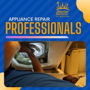sub zero appliance repair profesionals