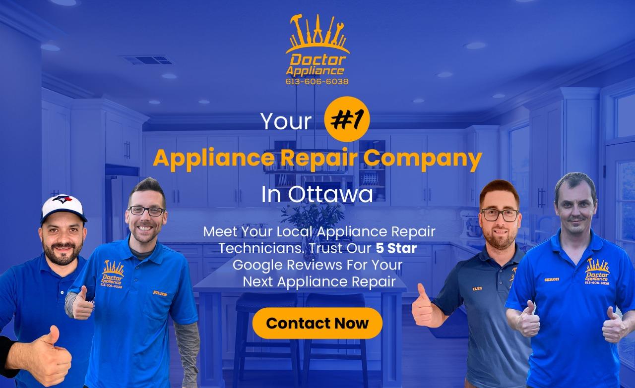 same day appliance repair ottawa service